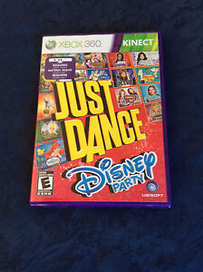 Xbox Just Dance Disney Party game