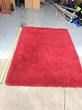 Large Red rug. Great condition. 1700 X 1200 Narraweena Manly Area Preview