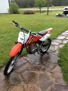 2003 Honda xr100 for sale