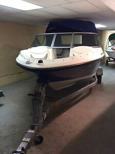 2010 bayliner 175 with mercuryinboard and trailer