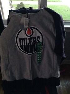 Edmonton Oilers Hoodie XL