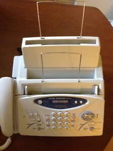 "BROTHER INTELLIFAX-885C  FAX WITH MESSAGE CENTRE ""like new"""