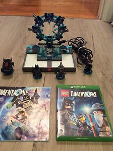 Xbox One Lego Dimensions starter & sets