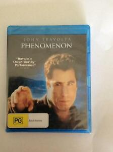 Phenomenon blu ray DVD Sunbury Hume Area Preview
