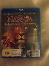 The Chronicles of Narnia Blu-Ray 2 Disc Edition Rozelle Leichhardt Area Preview