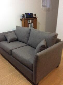 Selene 2.5 seater sofa bed New Farm Brisbane North East Preview