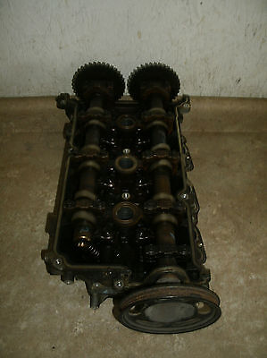 (99-00 MERCURY COUGAR 2.5L ENGINE LEFT/ DRIVER SIDE FRONT CYLINDER HEAD)