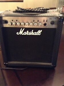 Marshal MX15CFX amp
