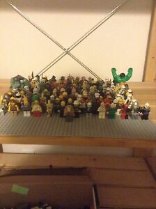 Huge amount of random assorted Lego