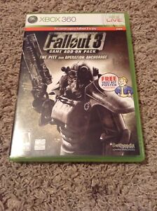 Xbox 360 fallout add on pack