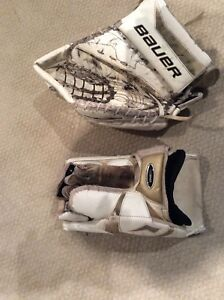 Goalie equipment - adult