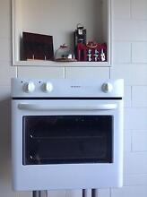White SIMPSON Evolution 911 multifunction OVEN Annandale Townsville City Preview