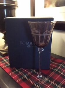 Wine Glasses and Water Goblets brand new