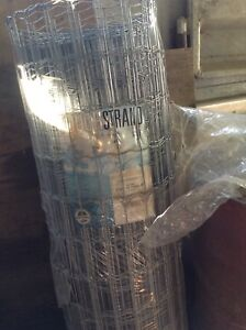 100 ft roll of page/fence wire, never out of package