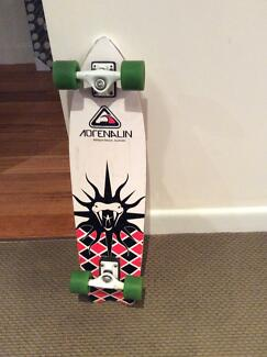 Adrenalin skateboard Main Ridge Mornington Peninsula Preview