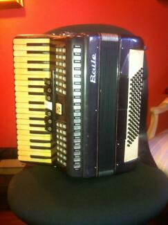 Baille Piano Accordion with Music Stand Bondi Junction Eastern Suburbs Preview