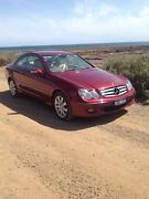 MERCEDES BENZ CLK 280 ELEGANCE 2007 MODEL Beaumaris Bayside Area Preview