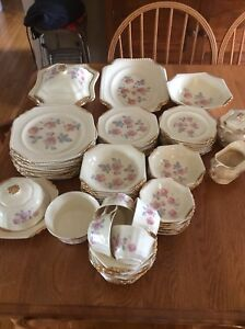 ANTIQUE FINE CHINA FOR SALE, MUST GO, NEW PRICE!!!!
