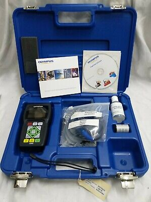 Olympus Ndt 45mg Advanced Ultrasonic Thickness Gage