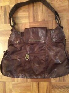 Matt and Nat brown leather purse