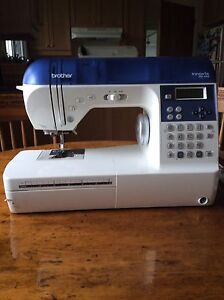 Brother Innovis NX 450 sewing machine