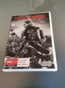 Sons of Anarchy Season 1. Brand new. Parrearra Maroochydore Area Preview