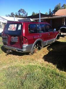 Mitsubishi Pajero parts 2001 to 2007 Herne Hill Swan Area Preview