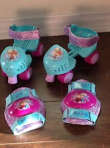 Frozen Adjustable Roller Skates