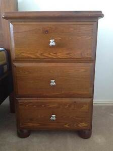Cedar bedside table (teddy bear theme) Beaumont Hills The Hills District Preview