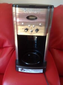 Cuisinart 12 Cup Coffee Brewer