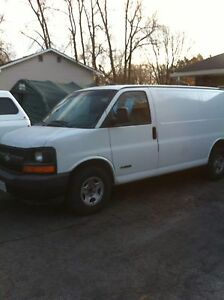 2003 Chevy express 2500