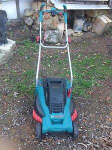 Bosch Rotak 43 electric lawnmower 1800 watt Darlington Mundaring Area Preview