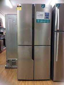 Hisense 512L 4 DOORS STAINLESS STEEL FRIDGE (FACTORY SECONDS) Sunshine Brimbank Area Preview