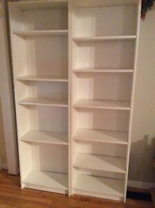 IKEA Bookshelves
