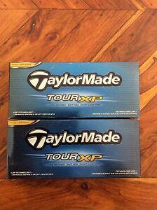 TaylorMade TourXP Golf balls $15 ea box