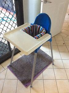 IKEA high chair Hamilton South Newcastle Area Preview