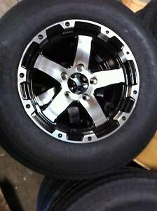 Alluminium Mag wheels Clontarf Redcliffe Area Preview