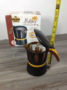 NEW Mamy microwave coffee pot - box AA25