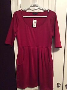 Never worn with tag casual pocket dress