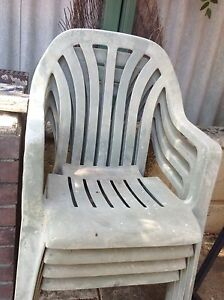 Garden chairs Dianella Stirling Area Preview