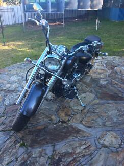 2011 SILVER YAMAHA XVS650A MOTOR CYCLE FOR SALE South Tamworth Tamworth City Preview