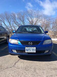 2003 Mazda Protege LX  $850.00 or TRADE FOR HONDA OR ACRUA CAR