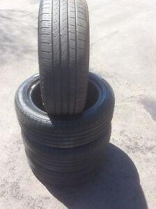 "4 - 17"" Pirelli Tires for sale"