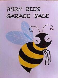 BUZY BEE'S GARAGE SALE-Undercover- Saturday 22nd Oct 9am-1.30pm South Penrith Penrith Area Preview