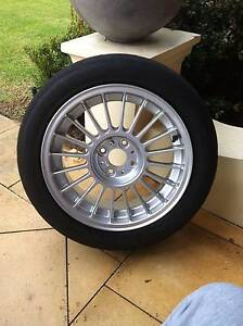 BMW e30 Alpina Replica RG 4x100 Wheels West Perth Perth City Area Preview