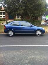 2001 Holden Astra Hatchback Blackwood Mitcham Area Preview