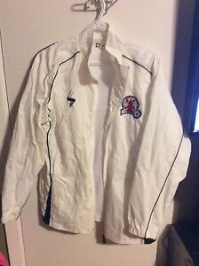 Pointe Claire soccer jacket