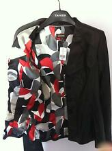 Leather womens Danier slim fit jacket Kellyville The Hills District Preview