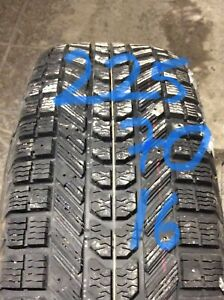 225/70R16 102S WINTERFORCE winter tire  450-639-1839 text pls