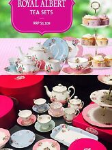 Royal Albert 20 piece tea set brand new unwanted prize RRP$1100 Lismore 2480 Lismore Area Preview